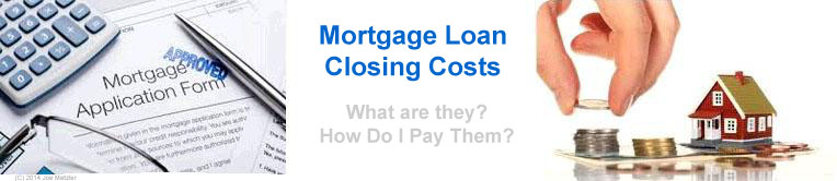 Mortgage loan closing costs