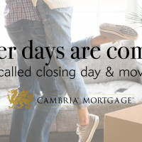 Ready? Cambria Mortgage is here for you