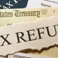 Tax Refund for Down Payment